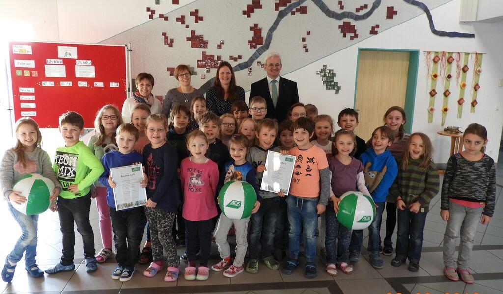 Schulleben 2017/18 | Chambtal-Grundschule Weiding